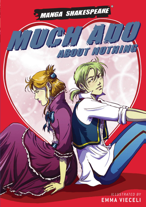 MANGA SHAKESPEARE MUCH ADO ABOUT NOTHING GN