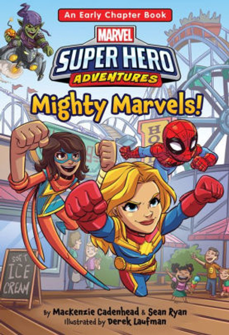 MARVEL SUPER HERO ADVENTURES MIGHTY MARVELS TP