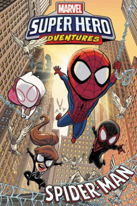 MARVEL SUPER HERO ADVENTURES SPIDER-MAN TP