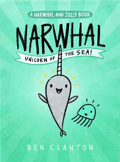 NARWHAL AND JELLY SC UNICORN OF THE SEA