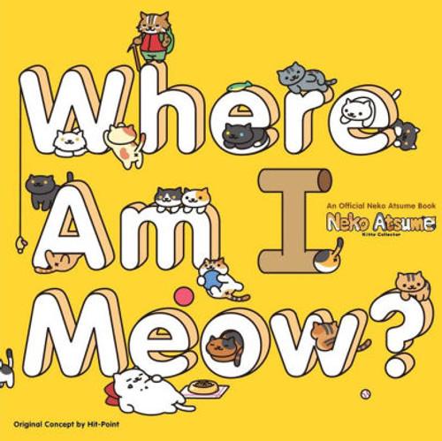 NEKO ATSUME KITTY COLLECTOR WHERE AM I MEOW SC