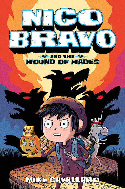 NICO BRAVE AND THE HOUND OF HADES GN