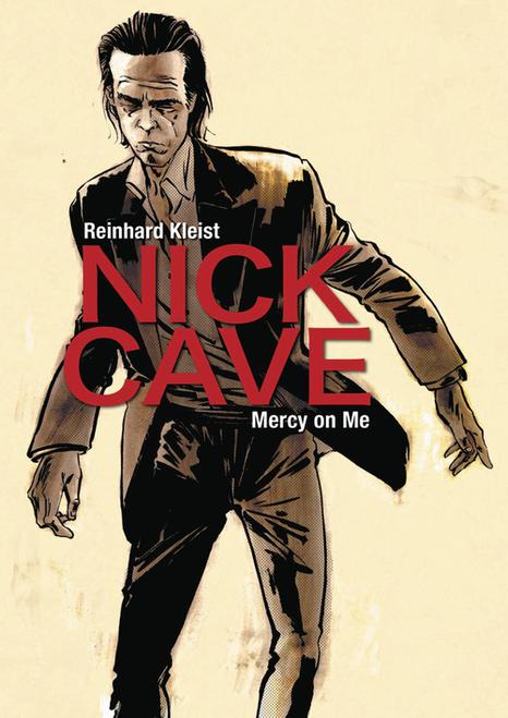 NICK CAVE MERCY ON ME SC