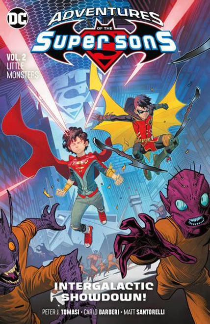 ADVENTURES OF THE SUPER SONS TP 02