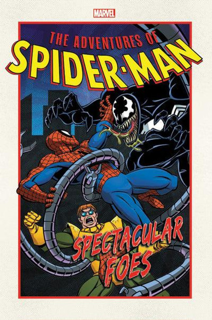 ADVENTURES OF SPIDER-MAN SPECTACULAR FOES TP