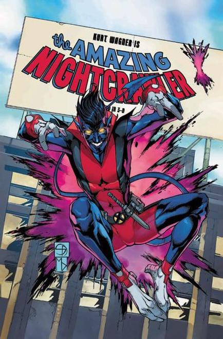 AGE OF X-MAN NIGHTCRAWLER TP