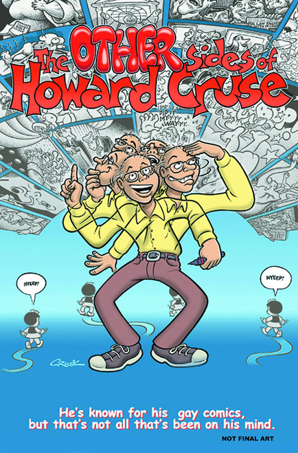 OTHER SIDES OF HOWARD CRUSE HC