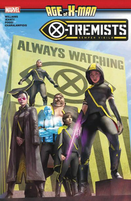 AGE OF X-MAN X-TREMISTS TP