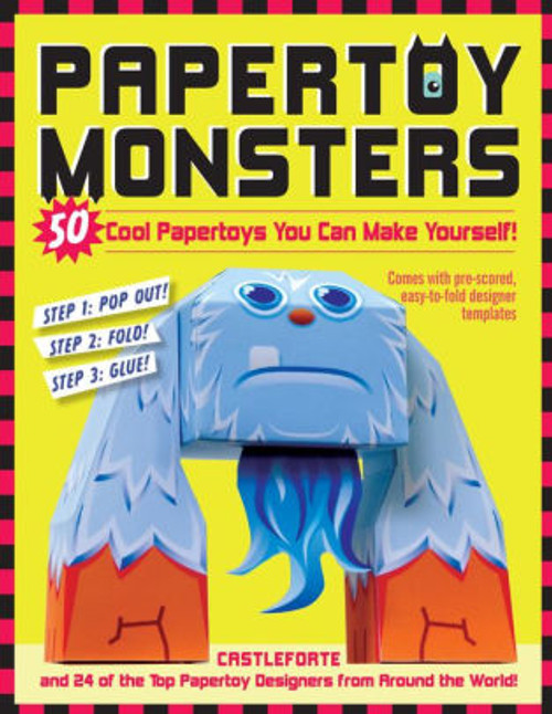 PAPERTOY MONSTERS SC
