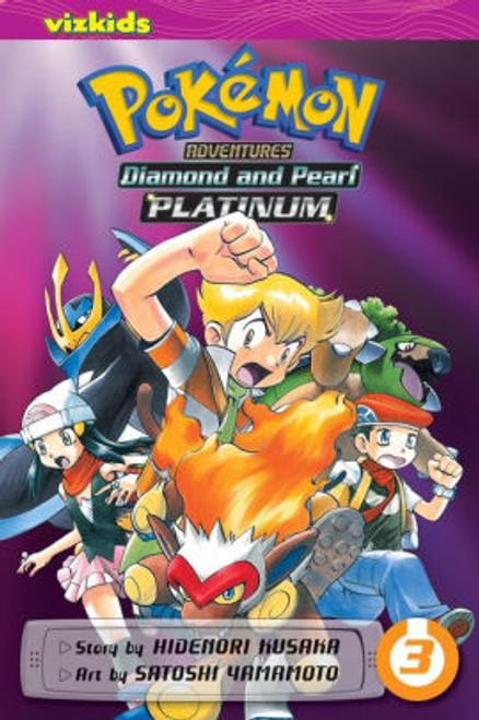 POKEMON DIAMOND & PEARL PLATINUM VOL 03
