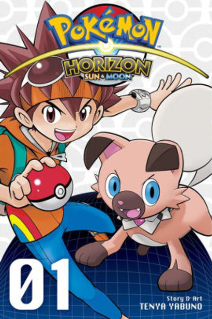 POKEMON HORIZON SUN & MOON VOL 01