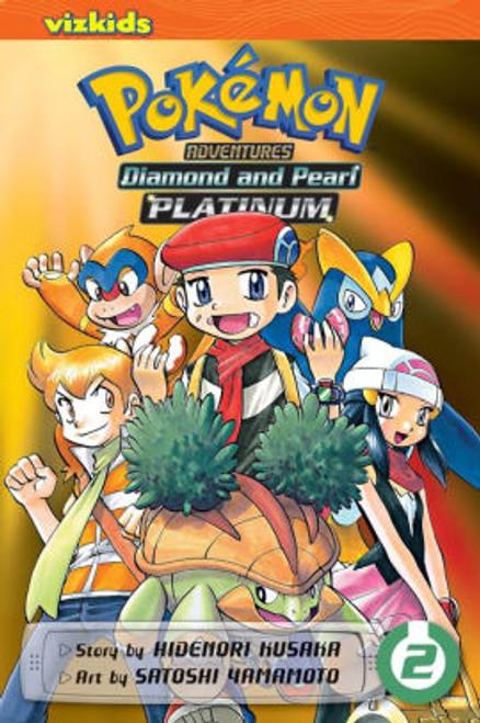 POKEMON DIAMOND & PEARL PLATINUM VOL 02