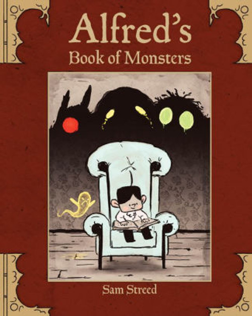 ALFREDS BOOK OF MONSTERS HC