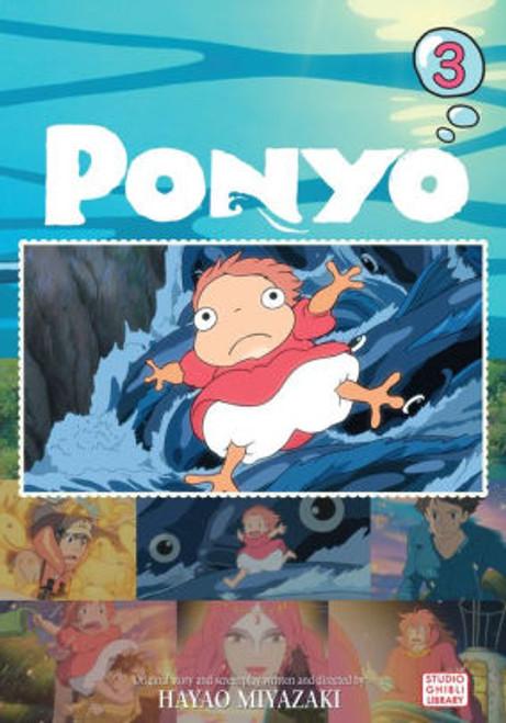 PONYO FILM COMIC VOL 03