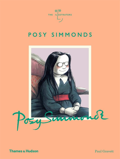 POSY SIMMONDS ILLUSTRATORS HC
