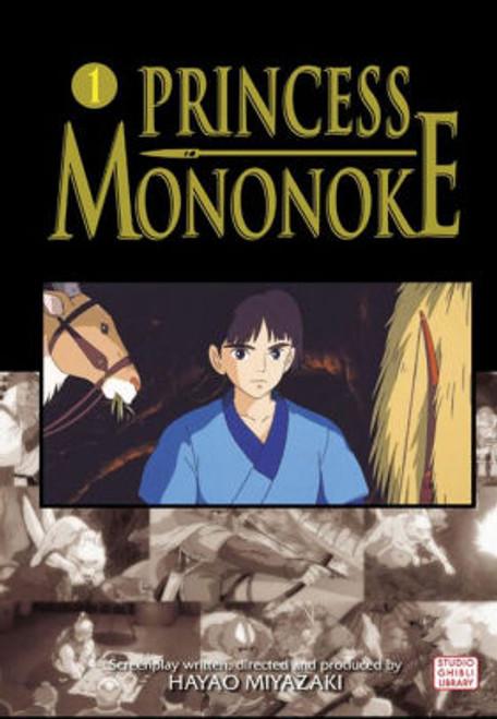 PRINCESS MONONOKE FILM COMIC VOL 01