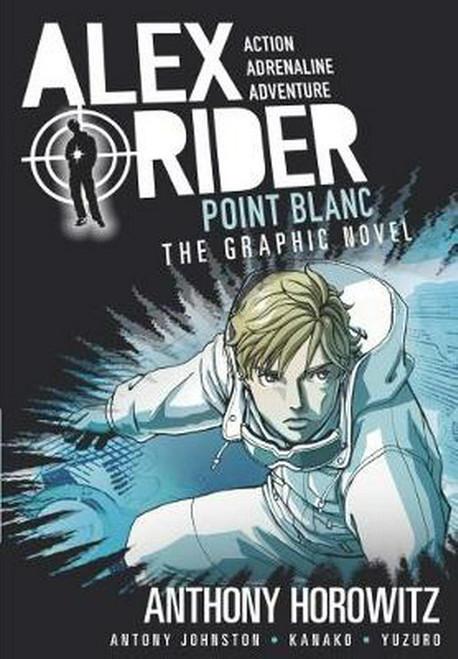 ALEX RIDER 02 POINT BLANC SC