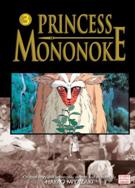 PRINCESS MONONOKE FILM COMIC VOL 03