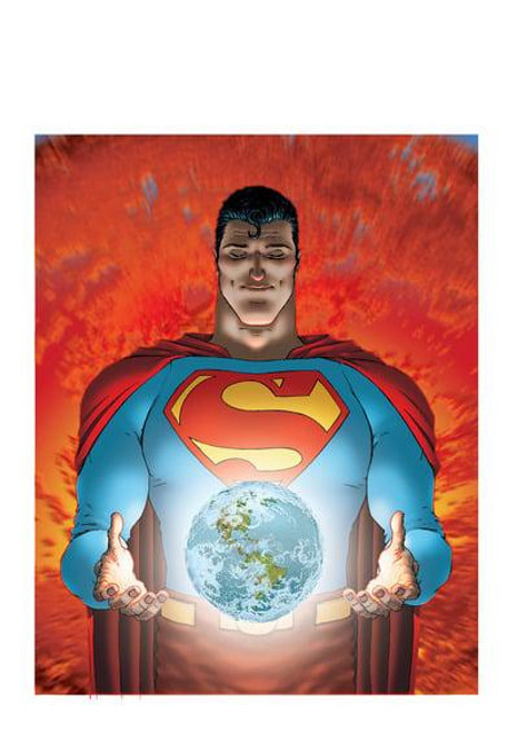 ALL STAR SUPERMAN TP (BLACK LABEL)