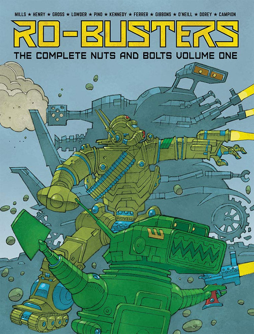 RO BUSTERS COMPLETE NUTS & BOLTS HC 01