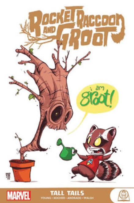 ROCKET RACCOON AND GROOT GN