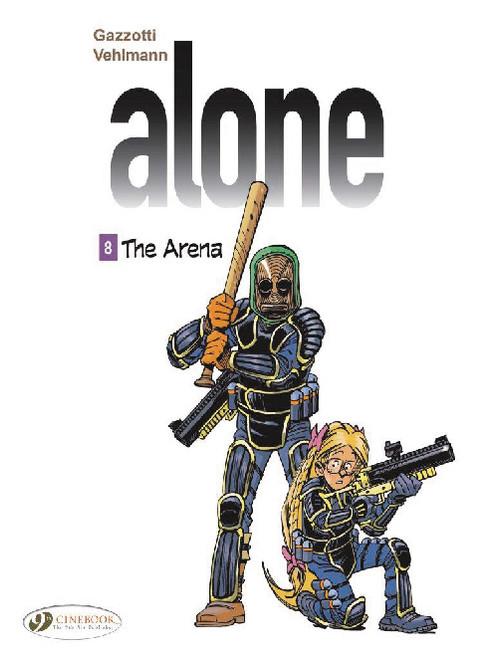ALONE VOL 08 SC