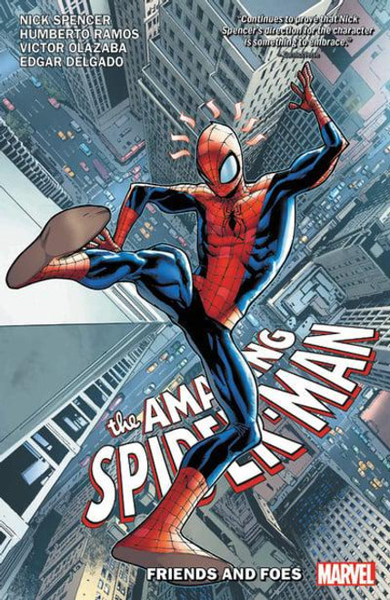 AMAZING SPIDER-MAN BY SPENCER TP VOL 02