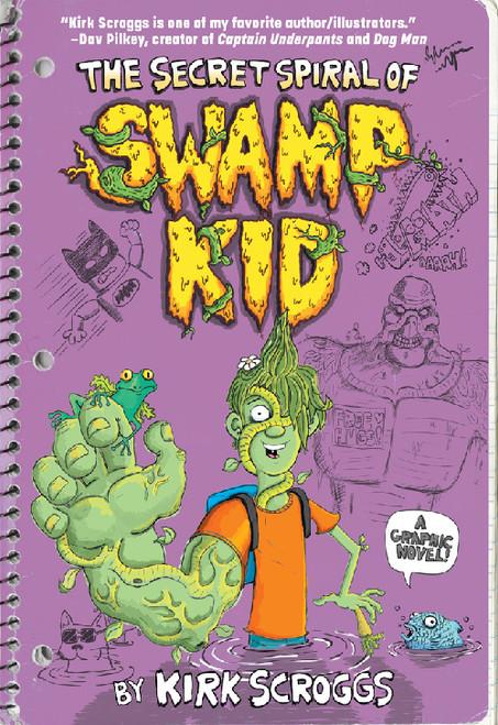 SECRET SPIRAL OF SWAMP KID TP