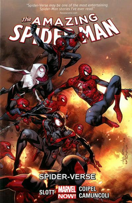 AMAZING SPIDER-MAN TP VOL 03