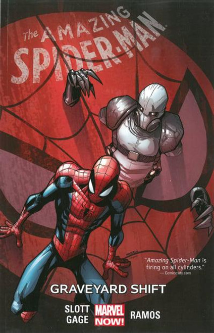 AMAZING SPIDER-MAN (2014) TP VOL 04