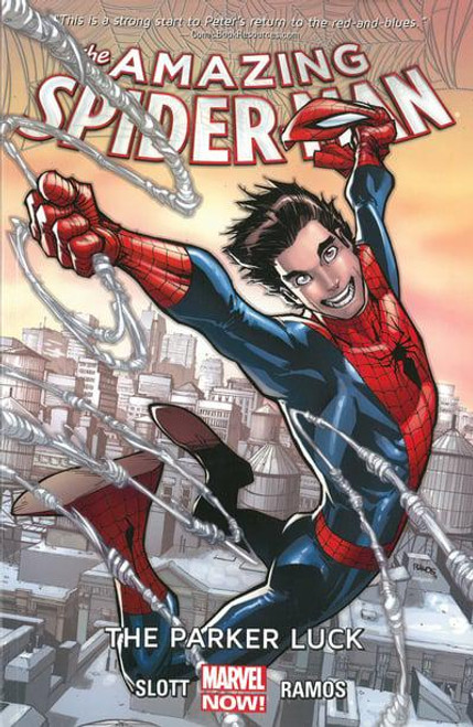 AMAZING SPIDER-MAN TP VOL 01