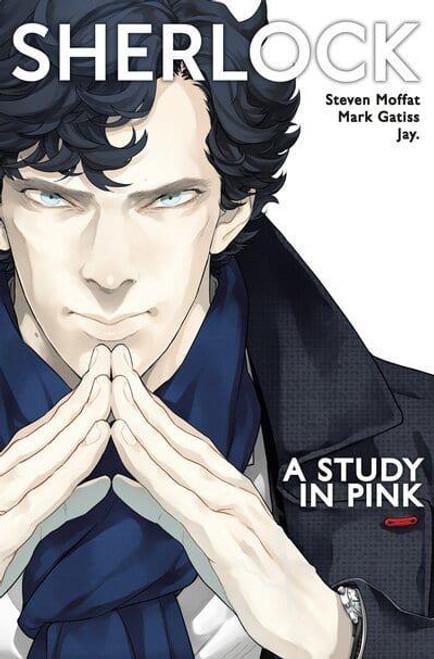 SHERLOCK STUDY IN PINK SC