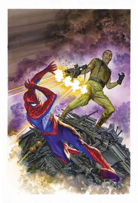 AMAZING SPIDER-MAN WORLDWIDE TP VOL 06