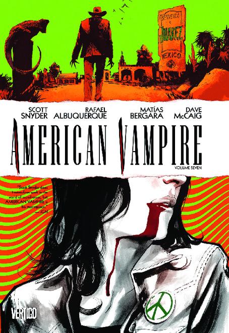 AMERICAN VAMPIRE TP VOL 07