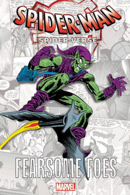 SPIDER-MAN GN FEARSOME FOES