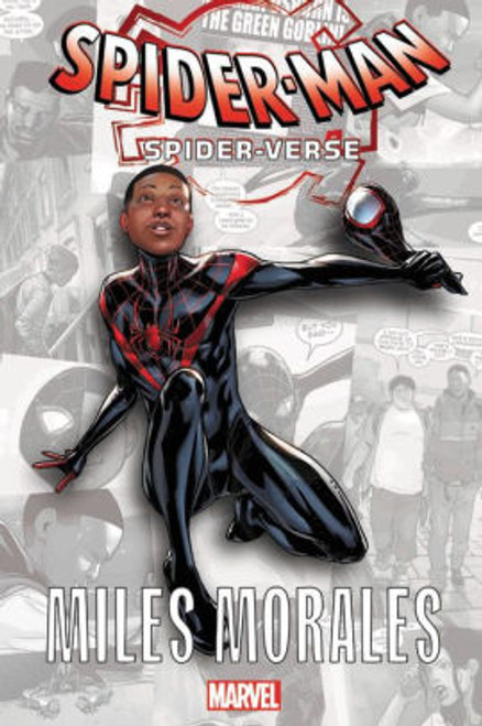 SPIDER-MAN GN MILES MORALES