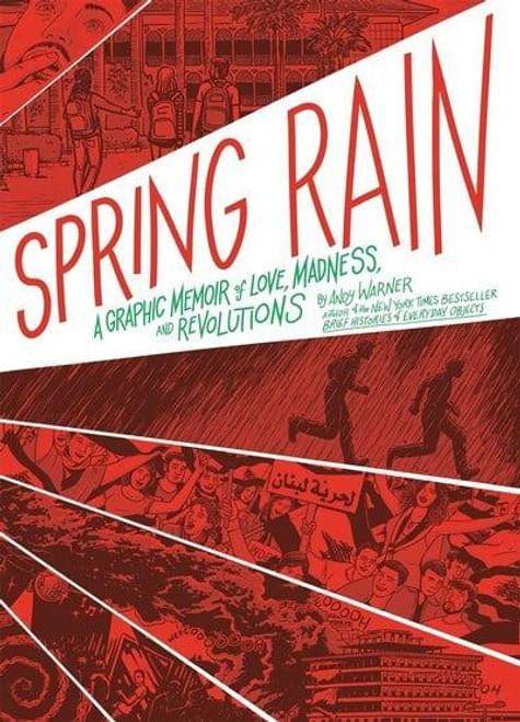 SPRING RAIN GN