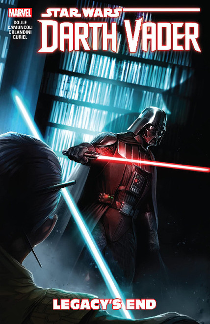 STAR WARS DARTH VADER DARK LORD OF THE SITH TP VOL 02