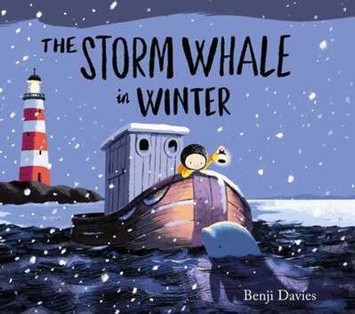 STORM WHALE IN WINTER SC