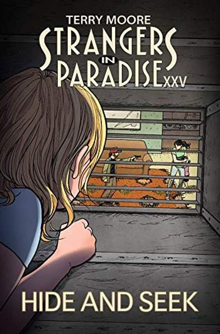 STRANGERS PARADISE XXV TP 02
