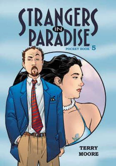 STRANGERS PARADISE VOL 5 DIGES
