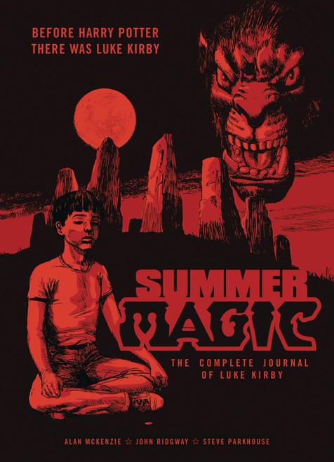 SUMMER MAGIC COMPLETE JOURNAL OF LUKE KIRBY TP