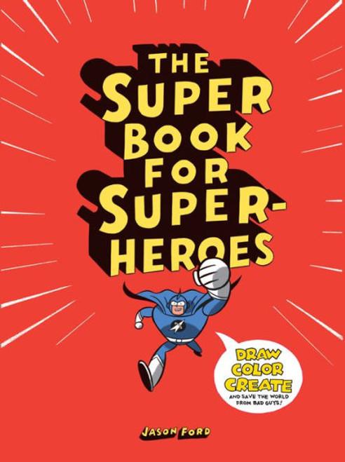 SUPER BOOK FOR SUPERHEROES