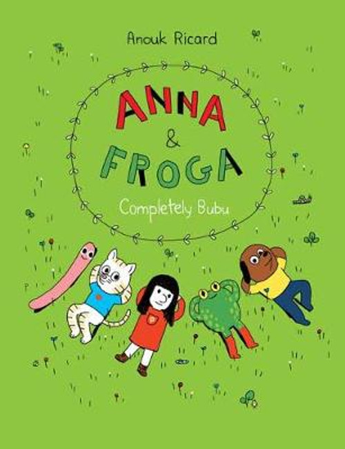 ANNA & FROGA COMPLETELY BUBU SC