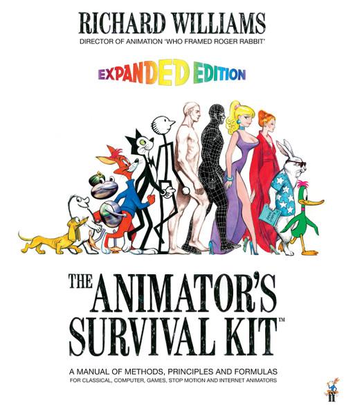 ANIMATORS SURVIVAL KIT NEW ED