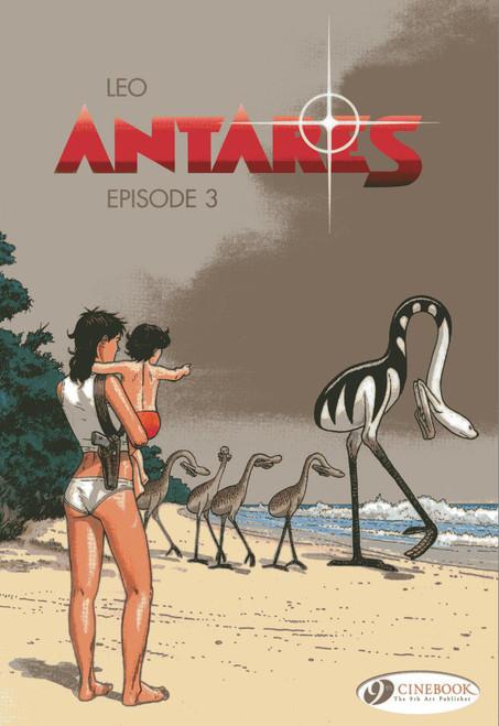 ANTARES SC VOL 03