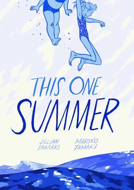 THIS ONE SUMMER SC SIGNED BY JILLIAN TAMAKI