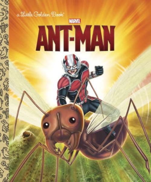 ANT-MAN LITTLE GOLDEN BOOK