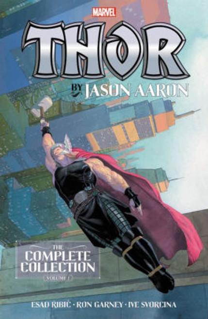 THOR BY AARON COMPLETE TP VOL 01