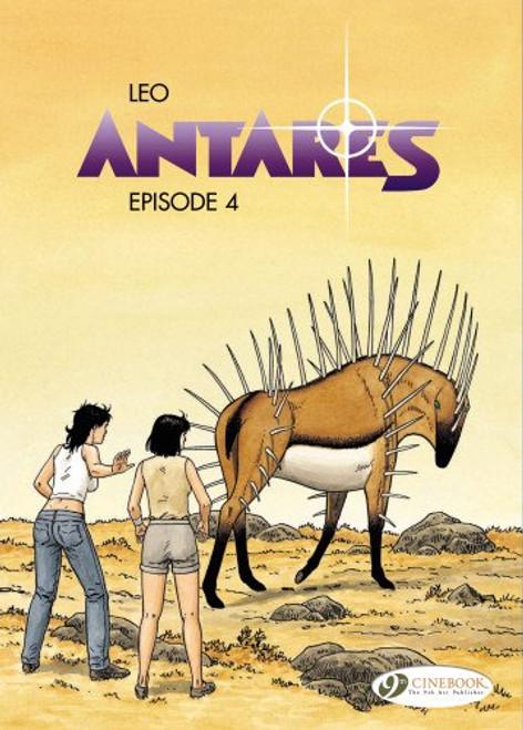 ANTARES SC VOL 04